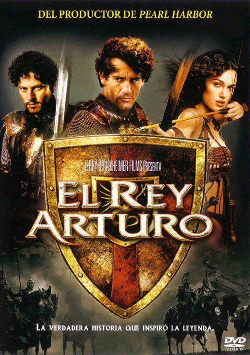 El Rey Arturo : Cartel