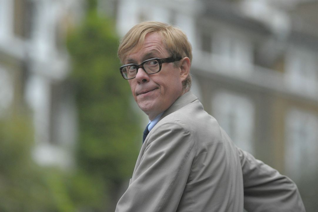 The Lady In The Van : Foto Alex Jennings