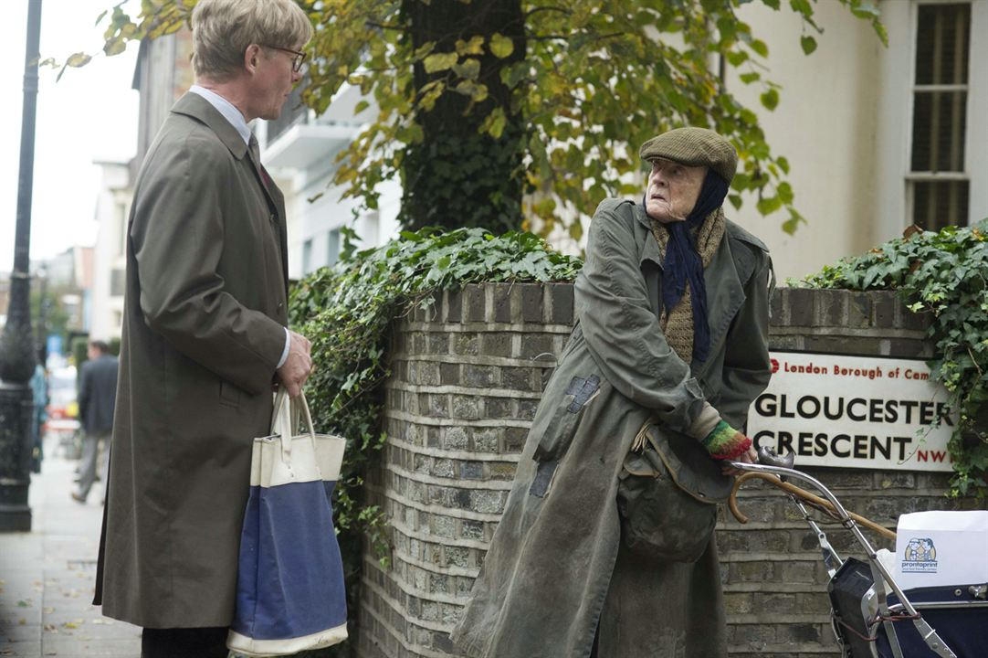 The Lady In The Van : Foto Alex Jennings, Maggie Smith