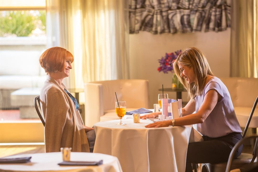 Feliz día de la madre : Foto Jennifer Aniston, Julia Roberts