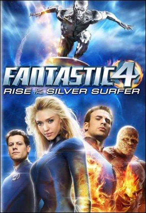 Los 4 Fantásticos y Silver Surfer : Cartel