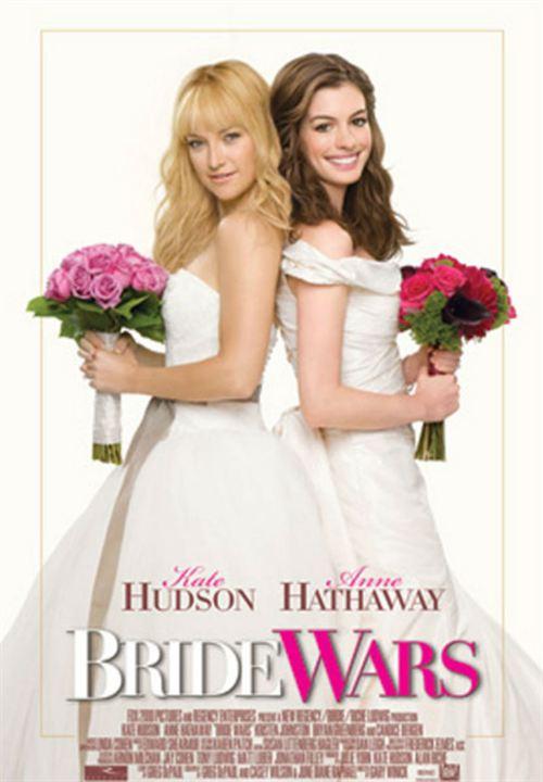 Guerra de novias : Cartel