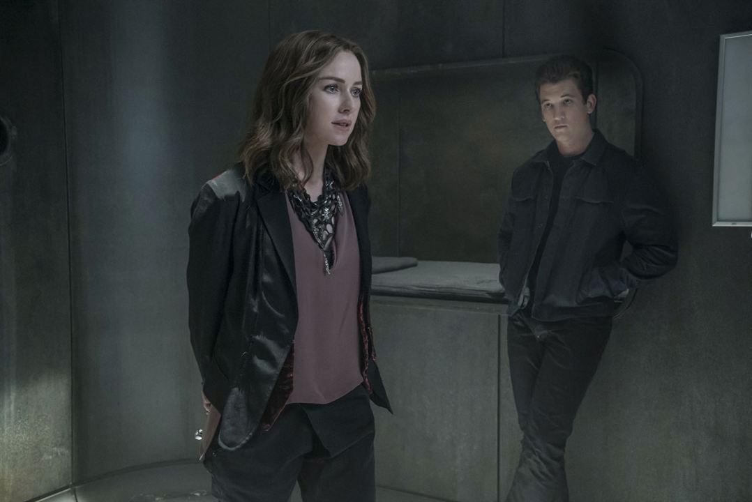 La serie Divergente: Leal : Foto Miles Teller, Naomi Watts
