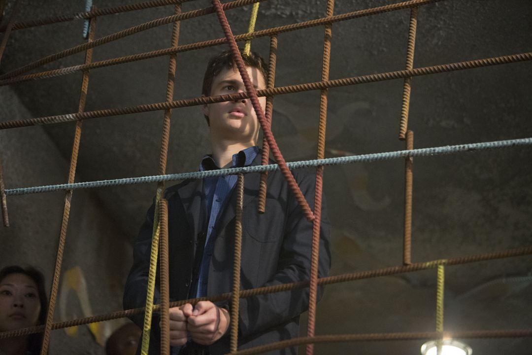 La serie Divergente: Leal : Foto Ansel Elgort