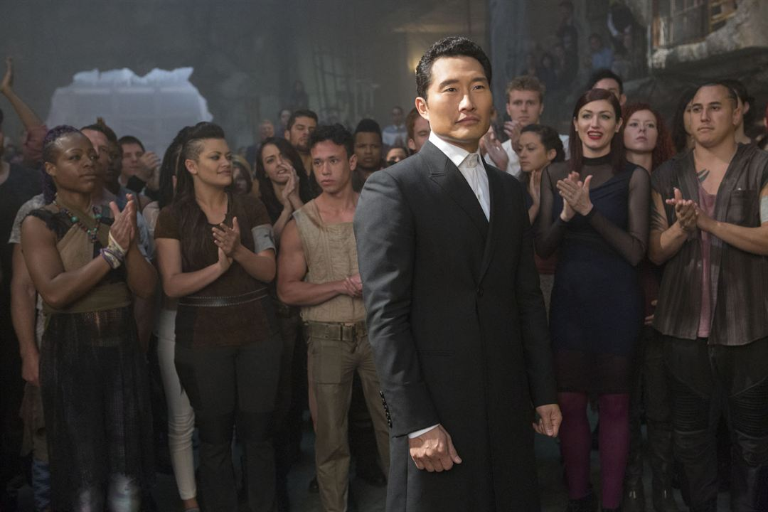 La serie Divergente: Leal : Foto Daniel Dae Kim