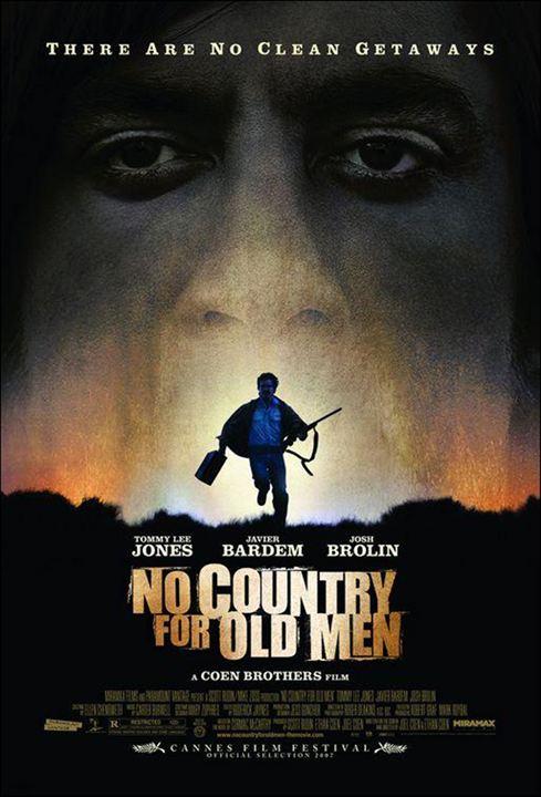 No es país para viejos : Cartel