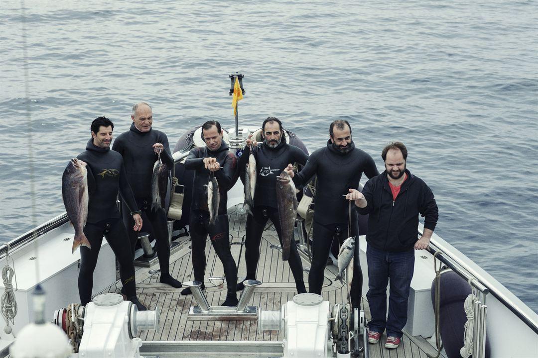 Chevalier : Foto Makis Papadimitriou, Panos Koronis, Sakis Rouvas, Vangelis Mourikis, Yorgos Kendros