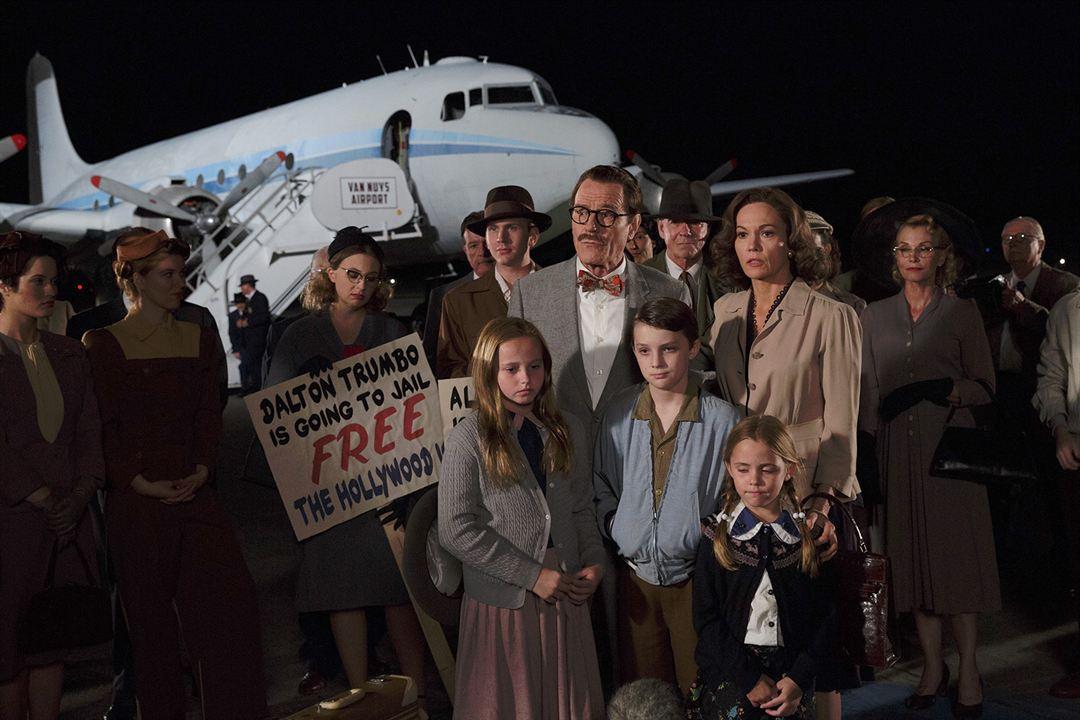 Trumbo: La lista negra de Hollywood : Foto Bryan Cranston, Diane Lane, Elle Fanning