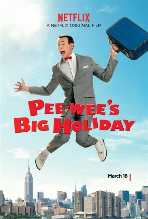 Pee-wee's Big Holiday : Cartel
