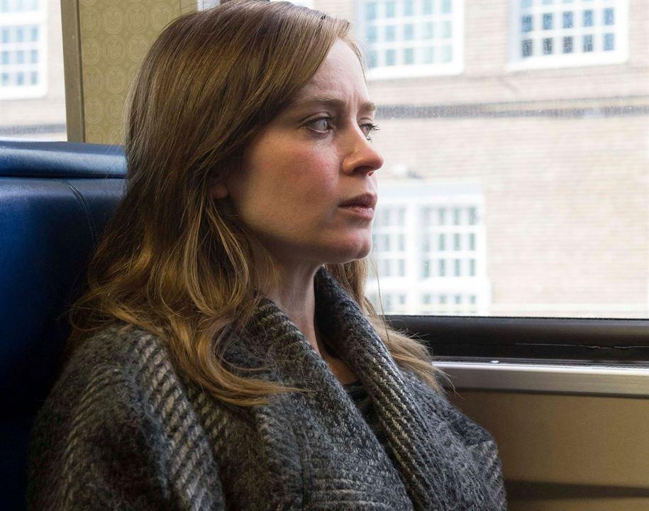 La chica del tren : Foto Emily Blunt