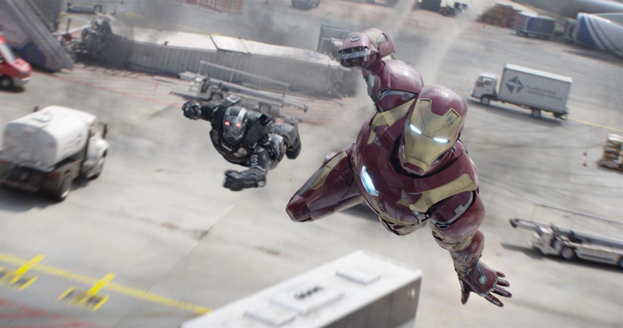 Capitán América: Civil War : Foto Robert Downey Jr.
