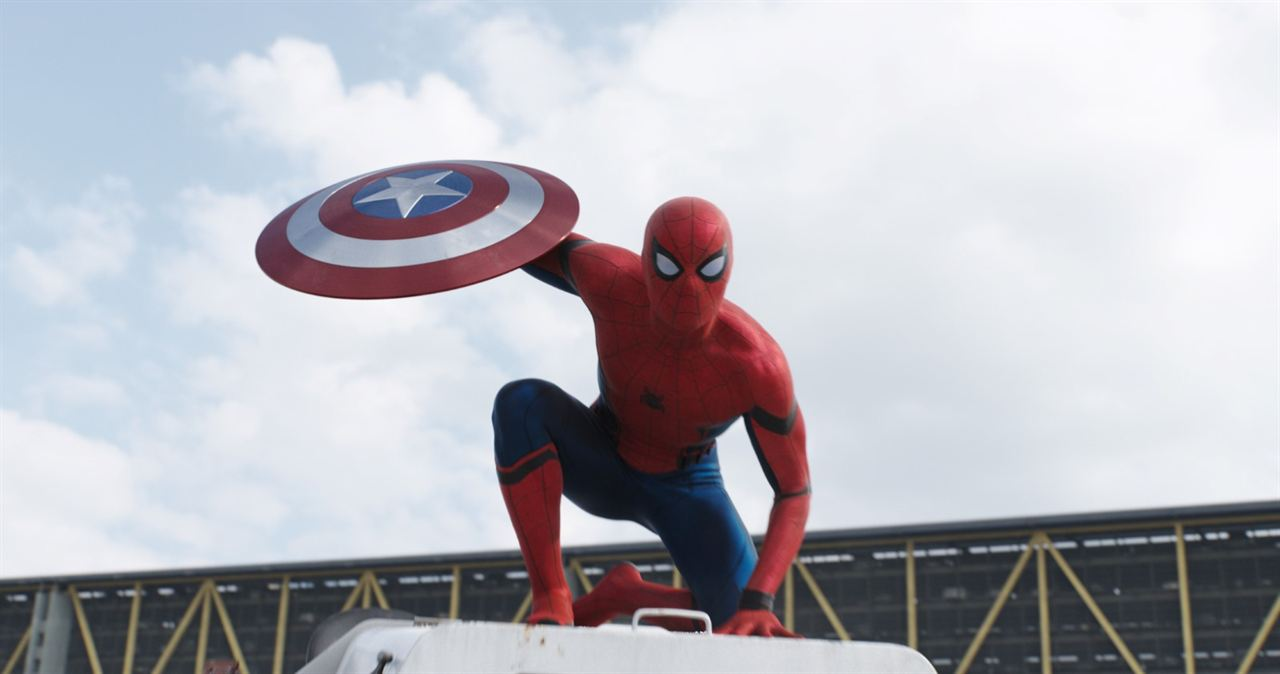 Capitán América: Civil War : Foto Tom Holland (II)