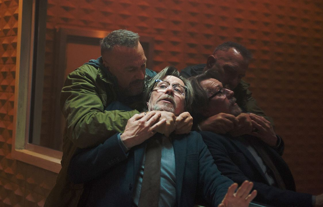 Criminal : Foto Gary Oldman, Kevin Costner