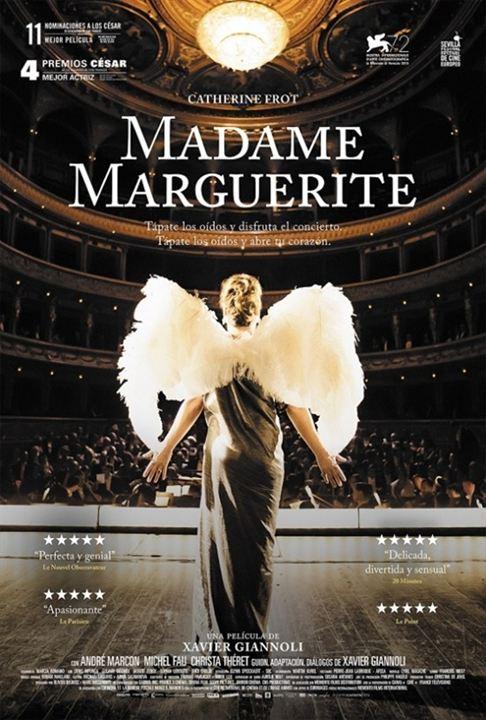 Madame Marguerite : Cartel