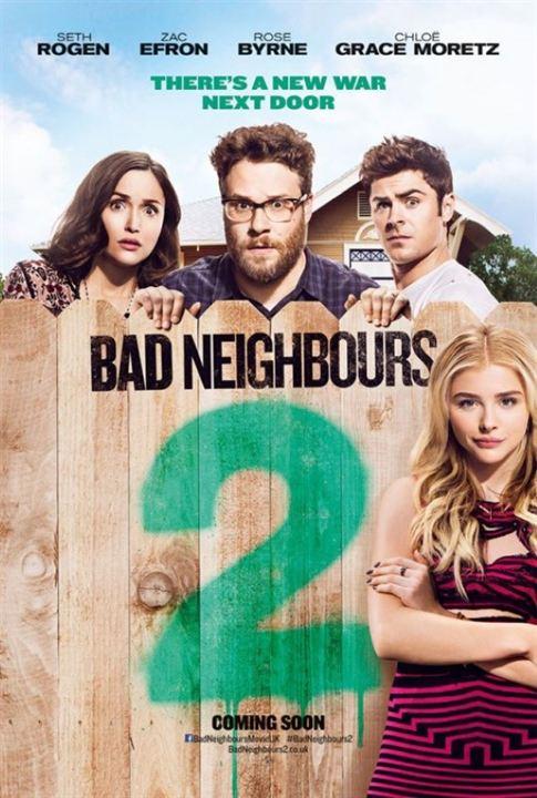 Malditos vecinos 2 : Cartel