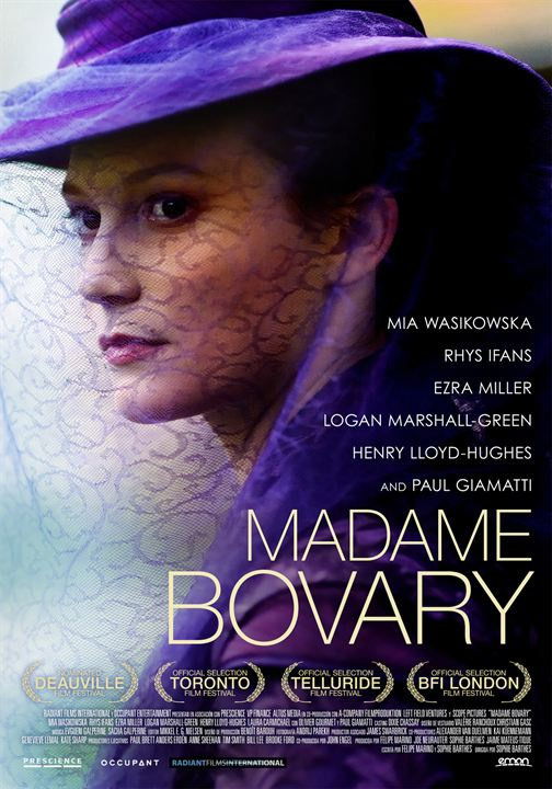 Madame Bovary : Cartel