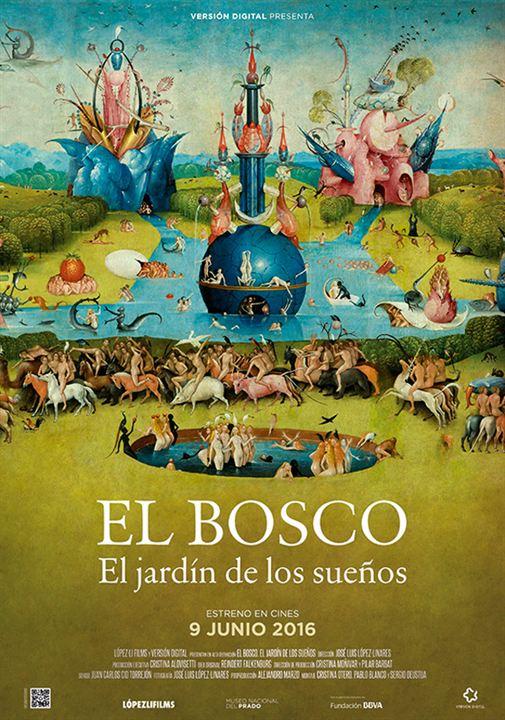 Ver El Bosco El jardín de los sueños Online (2017) Gratis HD Pelicula Completa