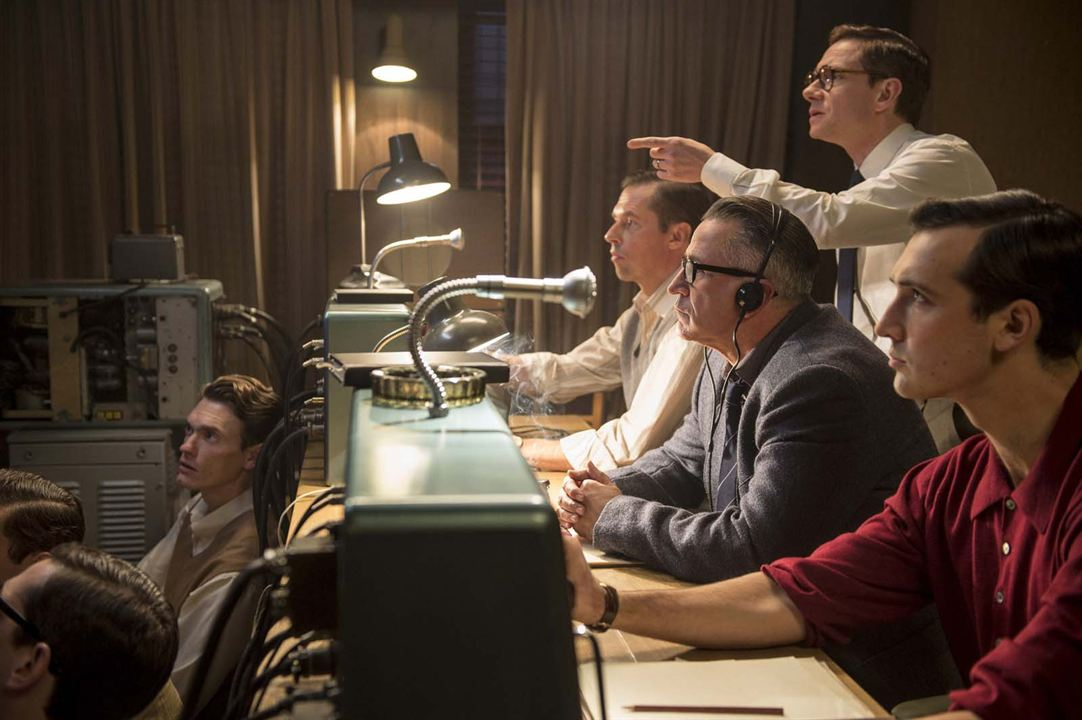 The Eichmann Show : Foto Anthony LaPaglia, Martin Freeman