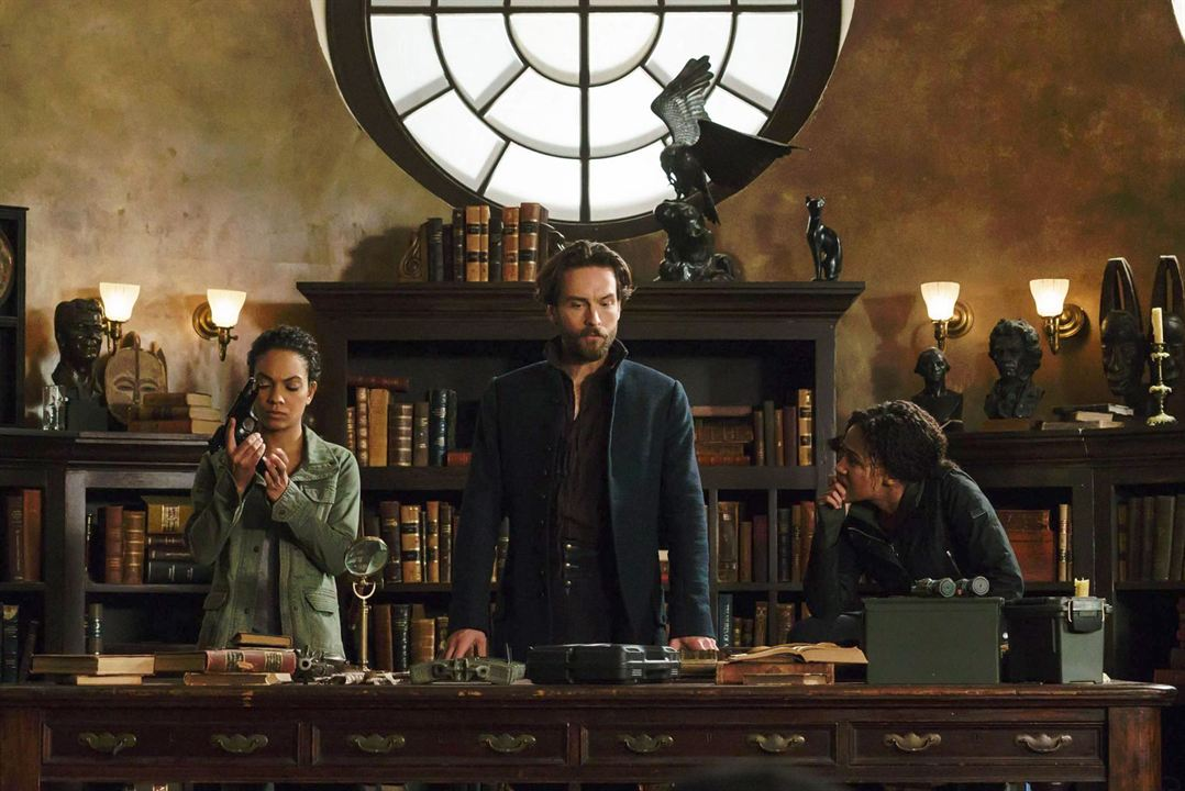 Foto Lyndie Greenwood, Nicole Beharie, Tom Mison