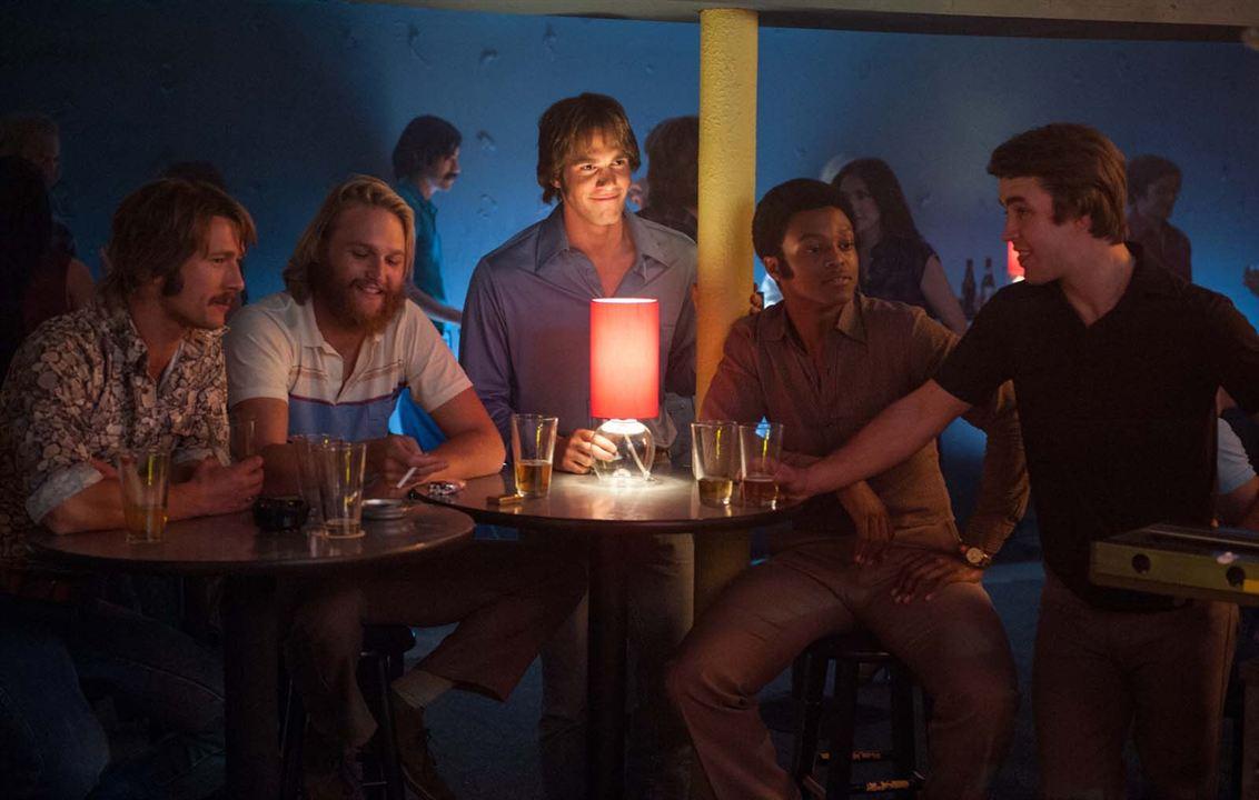 Todos queremos algo : Foto Blake Jenner, Glen Powell, J. Quinton Johnson, Temple Baker, Wyatt Russell