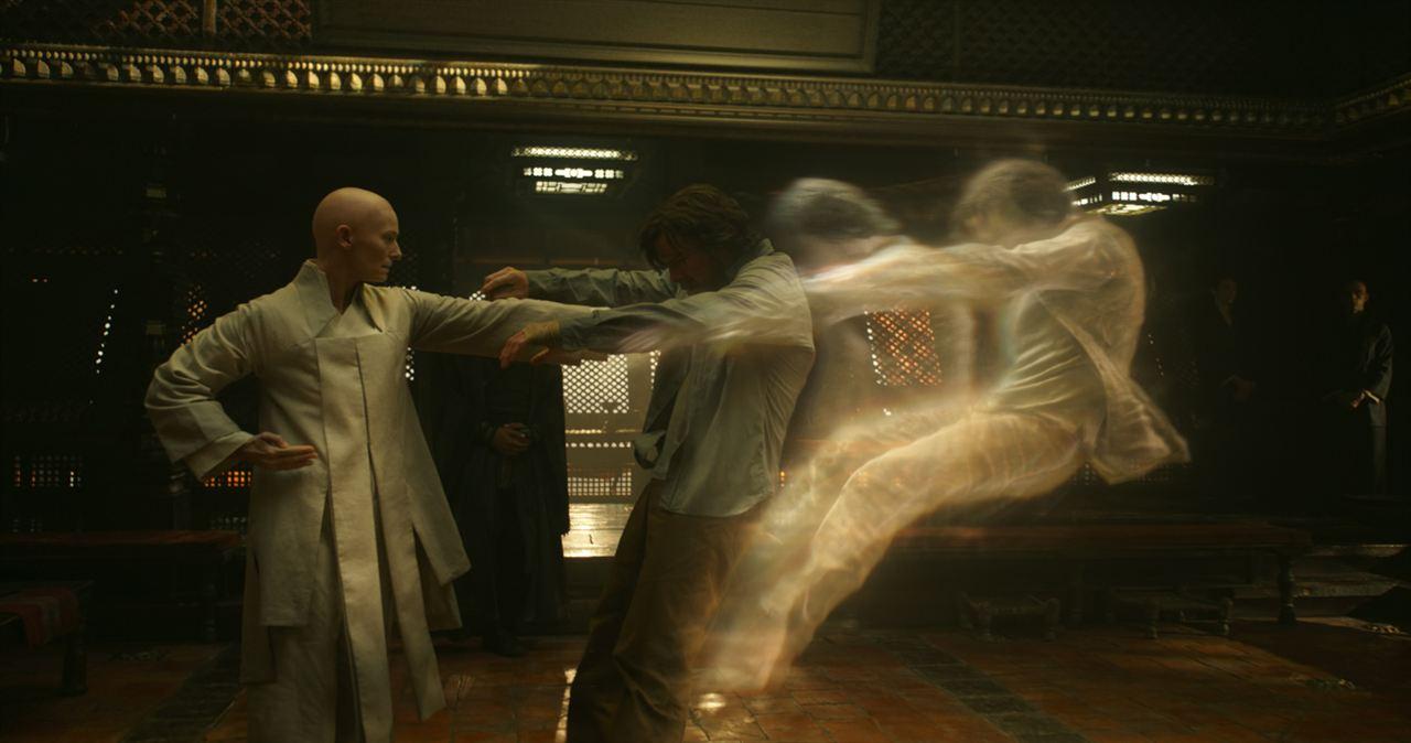 Doctor Strange (Doctor Extraño) : Foto Benedict Cumberbatch, Tilda Swinton