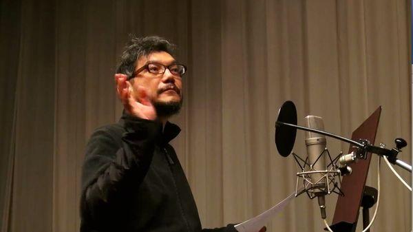 Foto Hideaki Anno