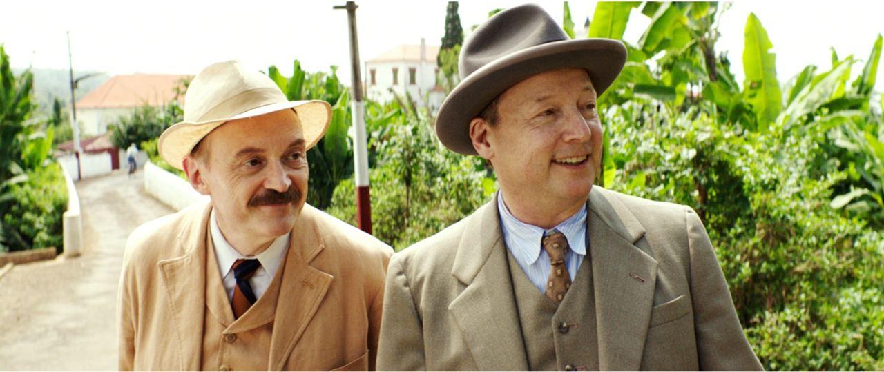 Stefan Zweig: Adiós a Europa : Foto Josef Hader, Matthias Brandt