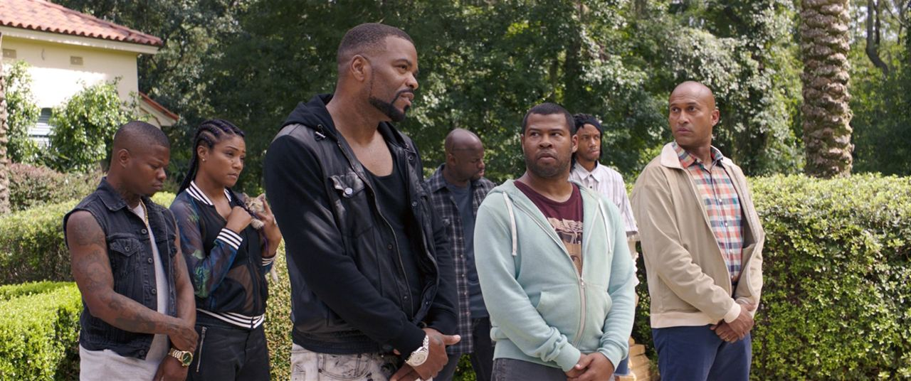 Keanu : Foto Jason Mitchell, Jordan Peele, Keegan-Michael Key, Method Man