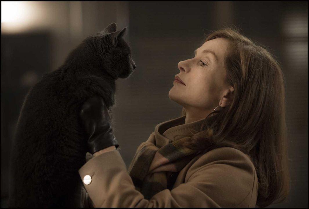 Elle : Foto Isabelle Huppert