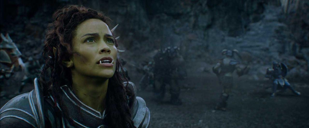 Warcraft: El origen : Foto Paula Patton