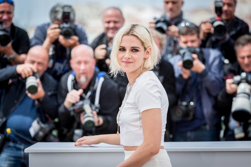 Café Society : Couverture magazine Kristen Stewart
