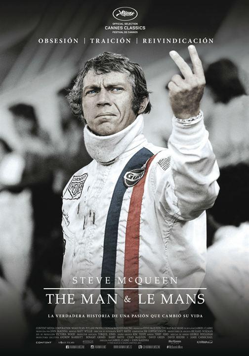 Steve McQueen: The Man & Le Mans : Cartel