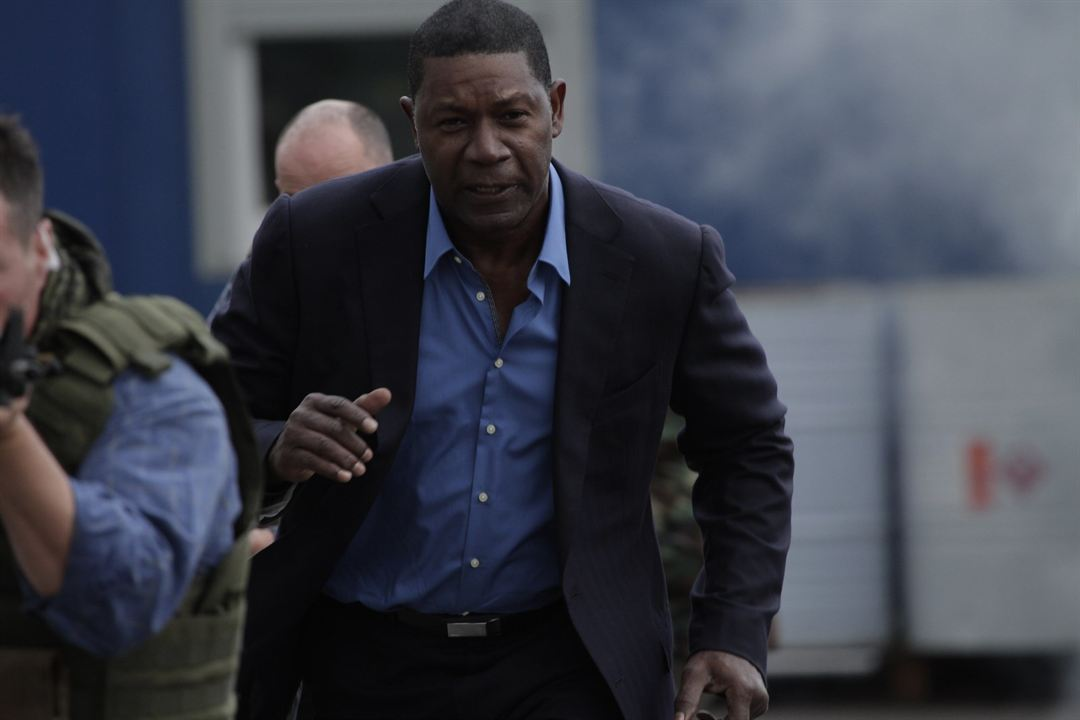 Sniper: Ghost Shooter : Foto Dennis Haysbert