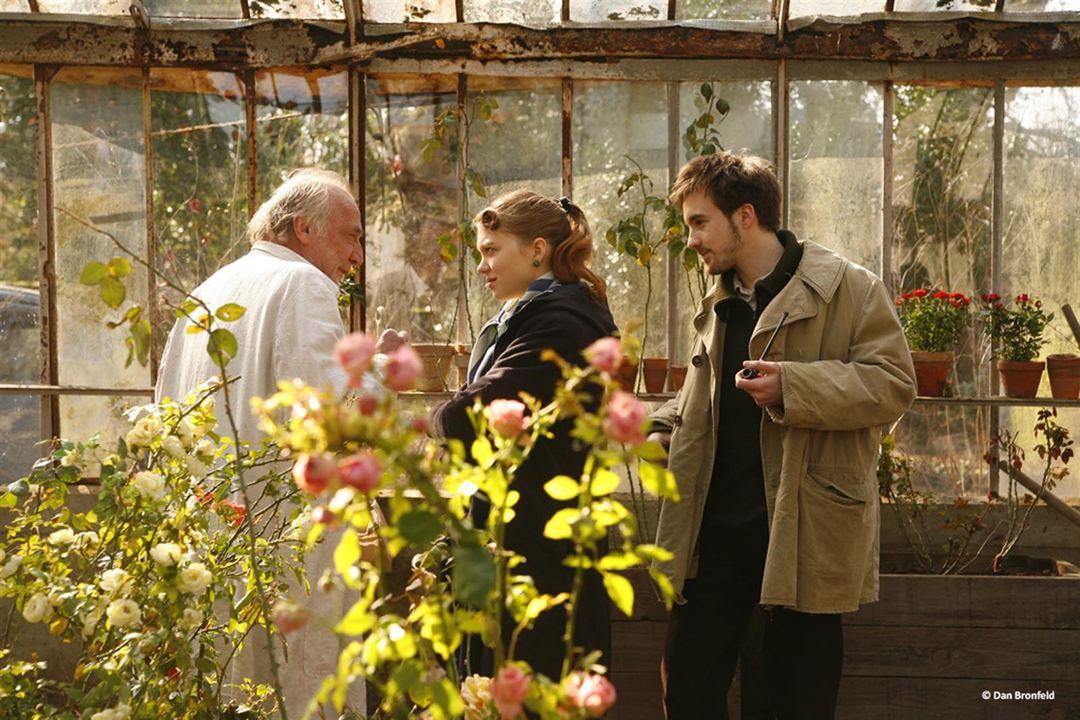 Foto André Wilms, Grégoire Leprince-Ringuet, Léa Seydoux
