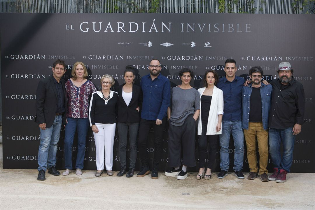 El guardián invisible : Couverture magazine