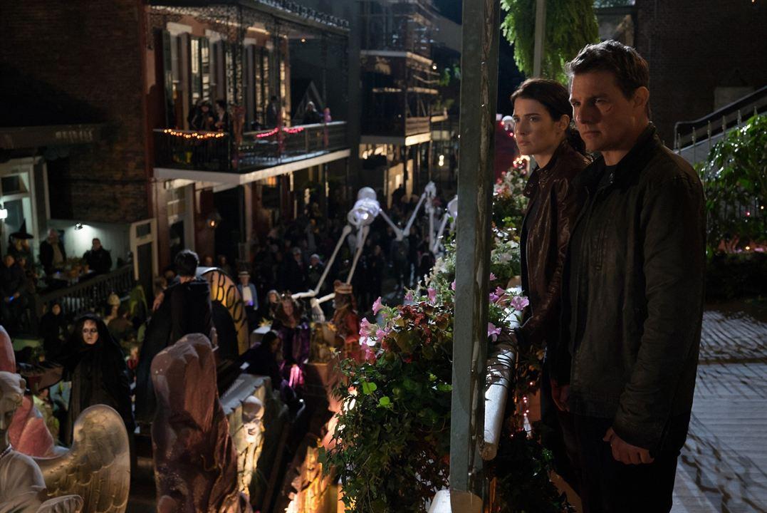 Jack Reacher: Nunca vuelvas atrás : Foto Cobie Smulders, Tom Cruise