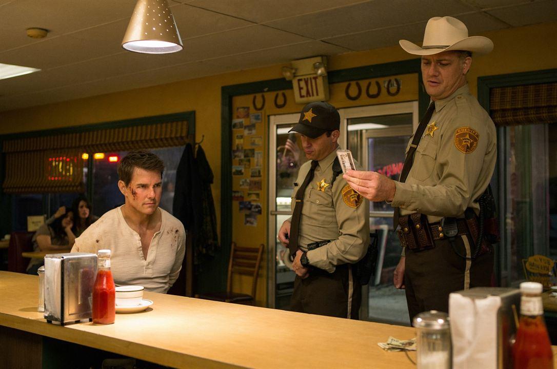 Jack Reacher: Nunca vuelvas atrás : Foto Jason Douglas, Judd Lormand, Tom Cruise
