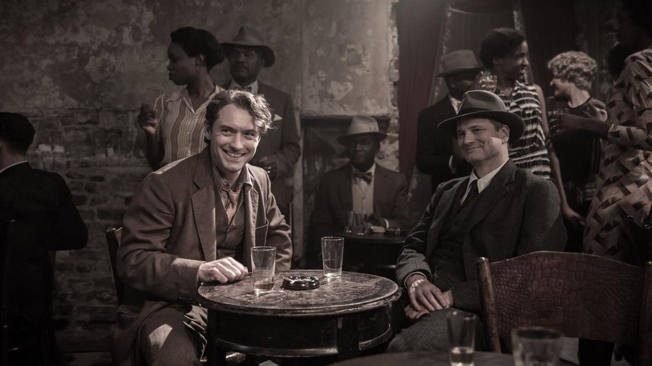 El editor de libros : Foto Colin Firth, Jude Law