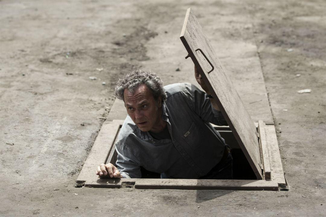 Secuestro : Foto José Coronado