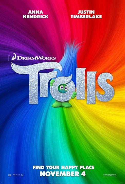 poster de la pelicula trolls