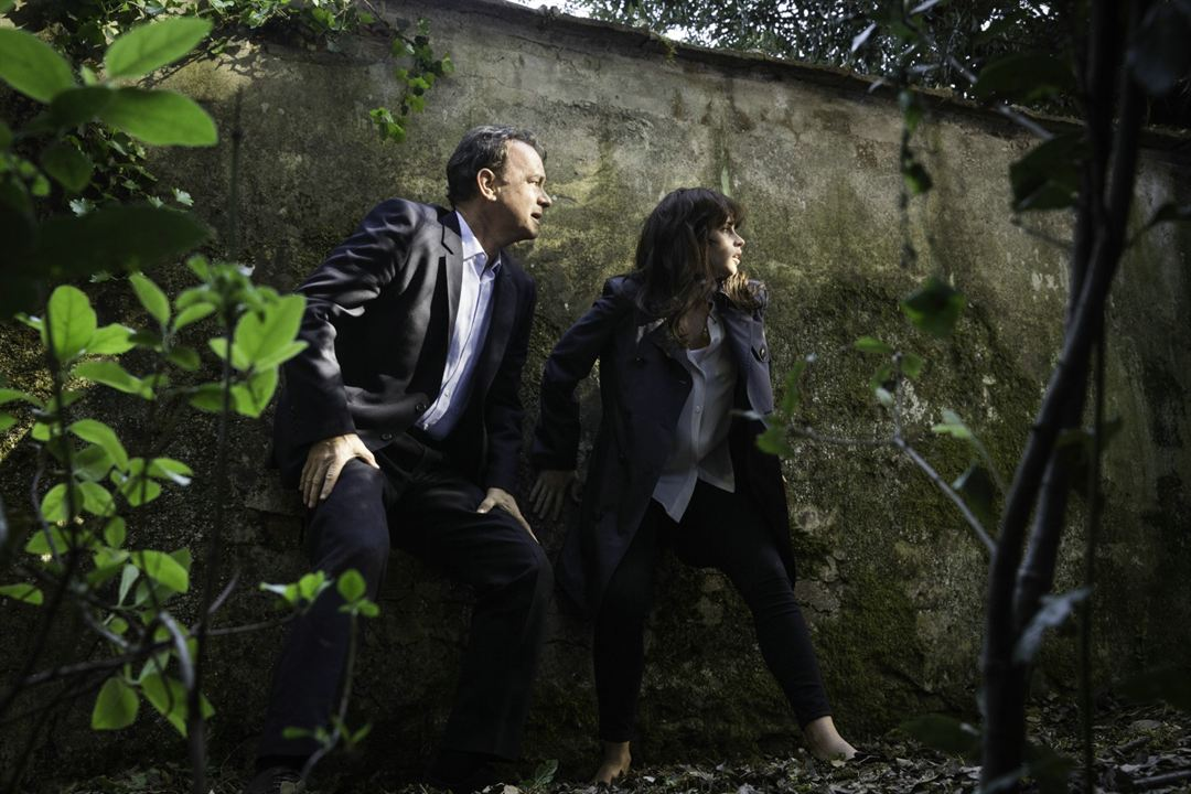 Inferno : Foto Felicity Jones, Tom Hanks