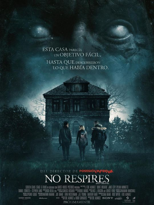 No respires : Cartel