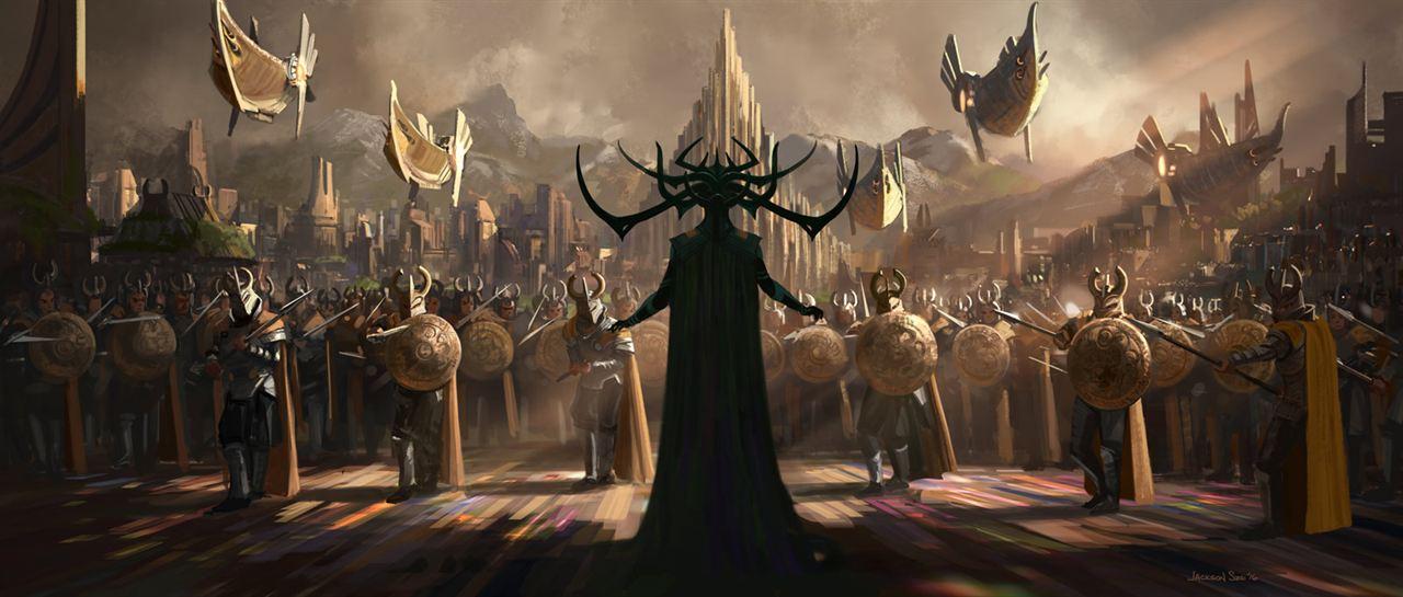 Thor 3: Ragnarok : Foto