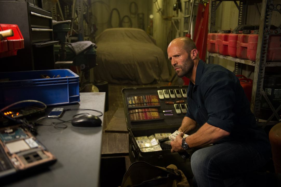 Mechanic: Resurrection : Foto Jason Statham