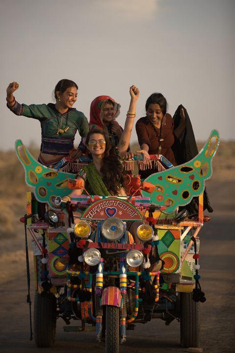 La estación de las mujeres : Foto Radhika Apte, Tannishtha Chatterjee