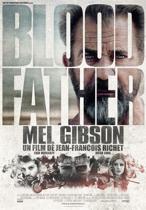 Blood Father : Cartel