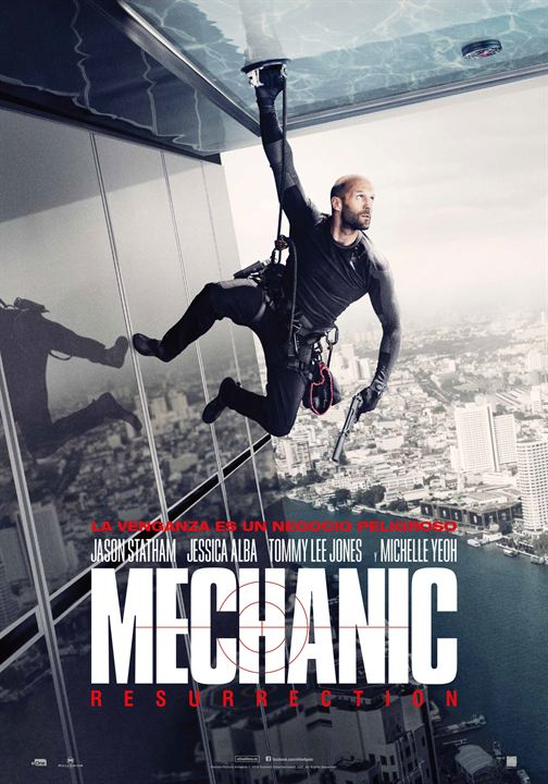 Mechanic: Resurrection : Cartel