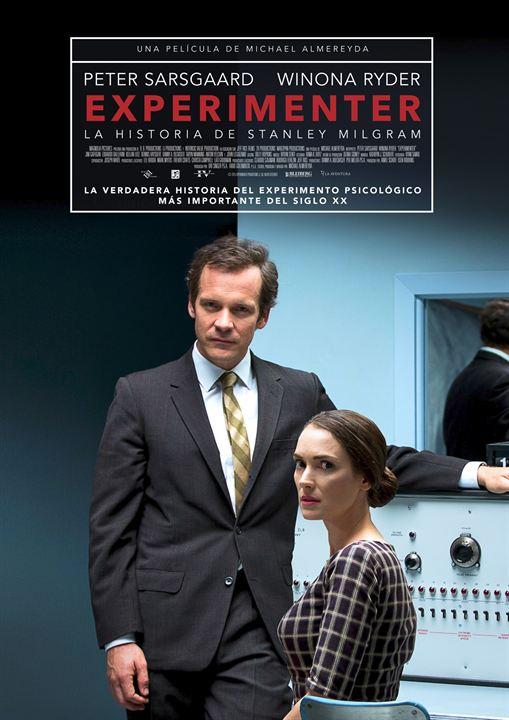 Experimenter: La historia de Stanley Milgram : Cartel