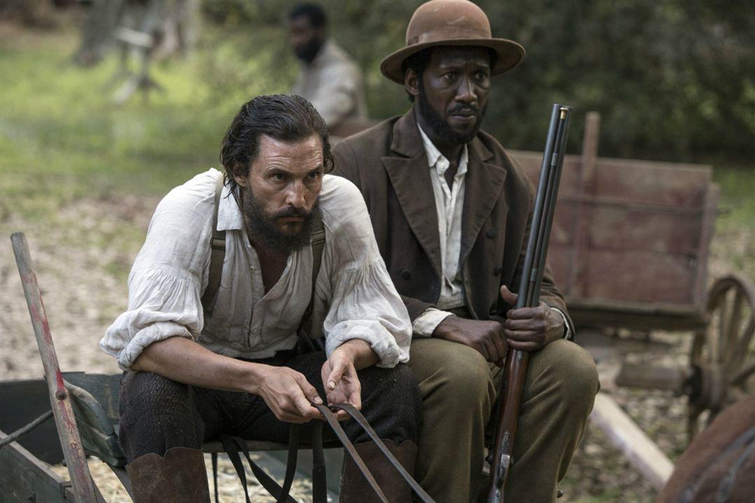 Los hombres libres de Jones : Foto Mahershala Ali, Matthew McConaughey