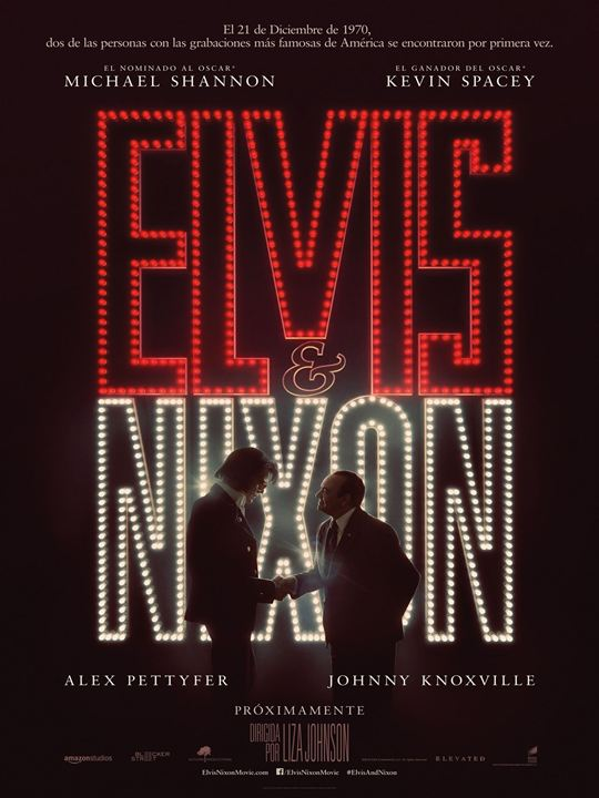 Elvis & Nixon : Cartel
